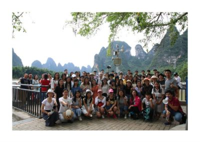 Company travel---Yang Shuo 1