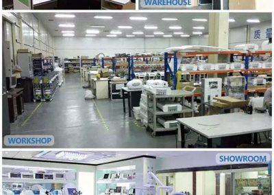 minxu Workshop,Showroom,Officeand Warehouse