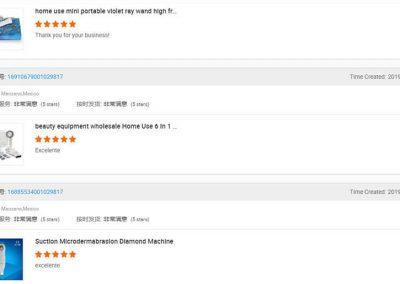 minxu customers Feedback 5