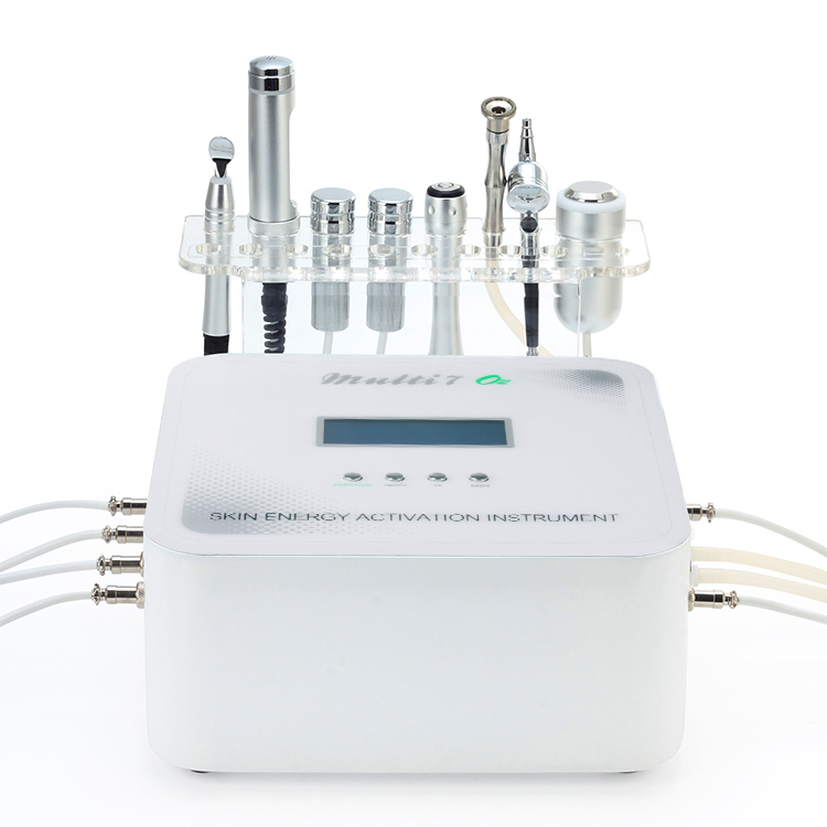 8 in 1 Micro Current Facial Beauty Device 16