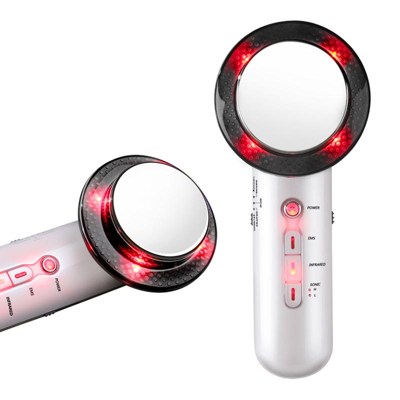 Ultrasonic EMS Facial Body Beauty Device 2