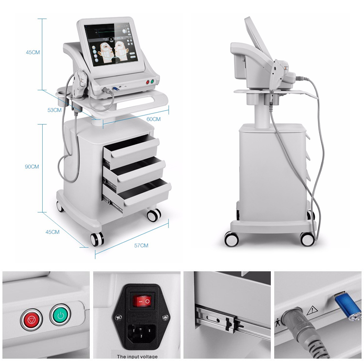 high intensity focused ultrasound Beauty Device 4