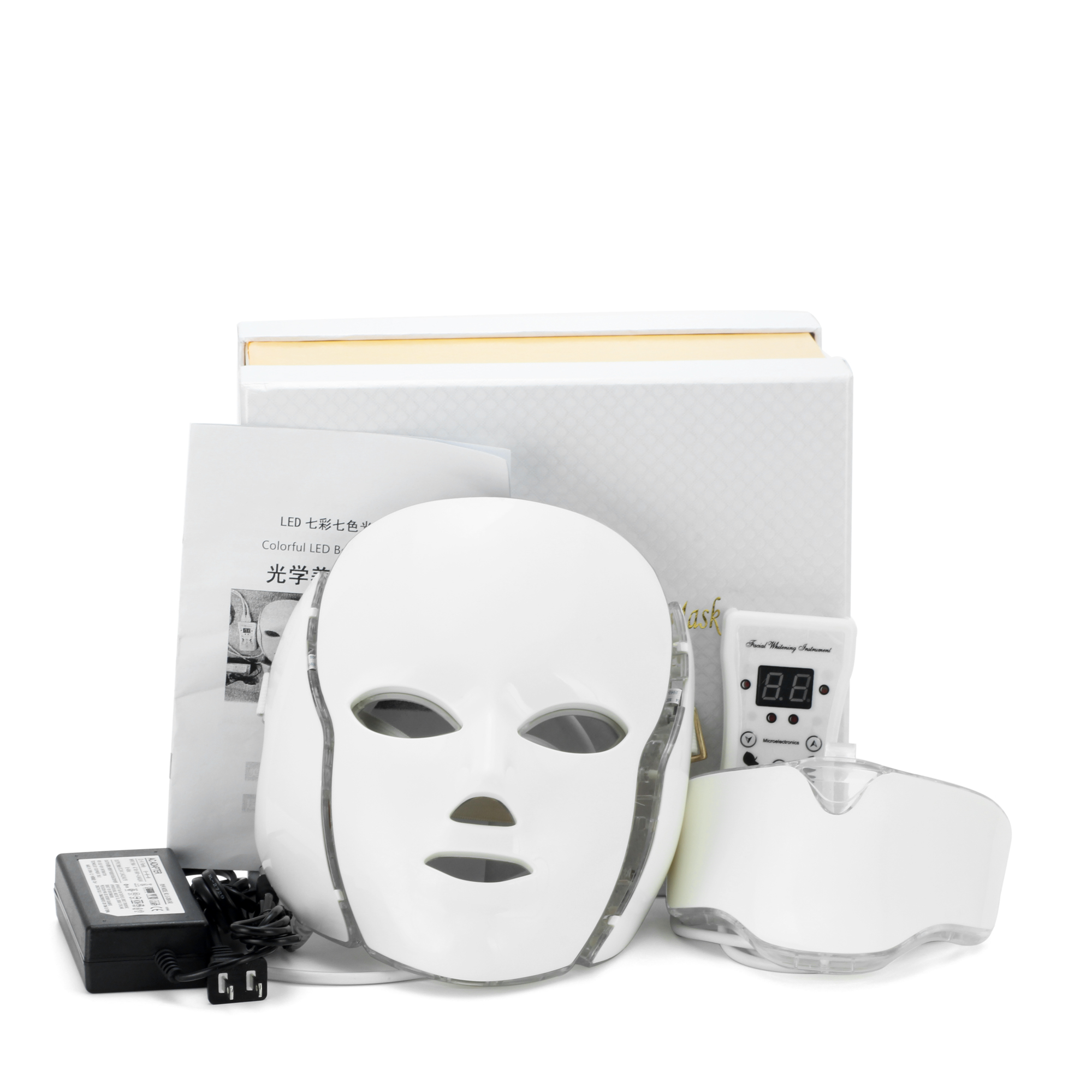 led light therapy Facial Beauty mask6