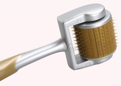 Zgts microneedle derma roller 192 titanium needles SC130