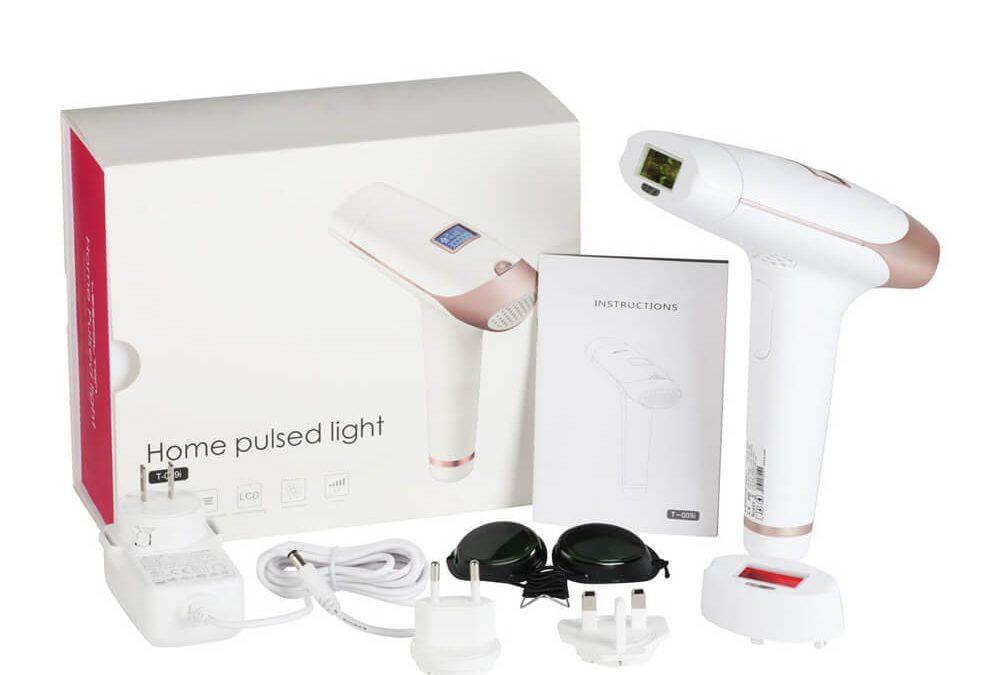 IPL Laser Hair Removal Machine