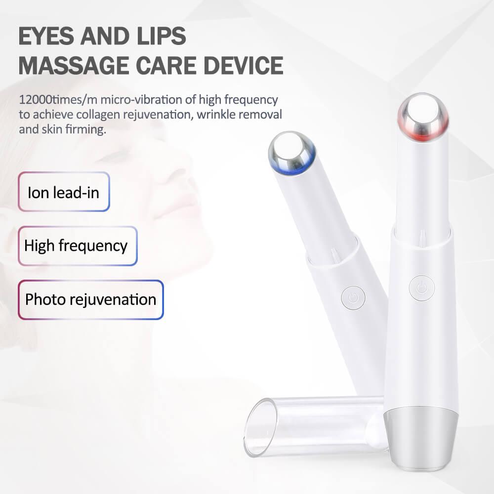 lip care eye massage Device 2