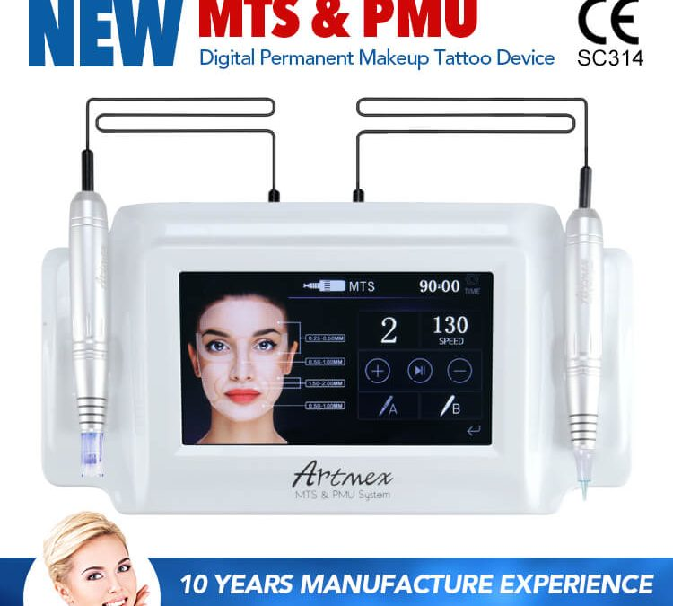 Permanent Makeup Tattoo Device