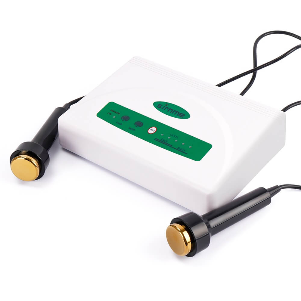 Portable Titanium ultrasonic beauty machine 2
