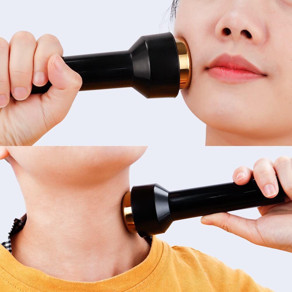 Portable Titanium ultrasonic beauty machine 3
