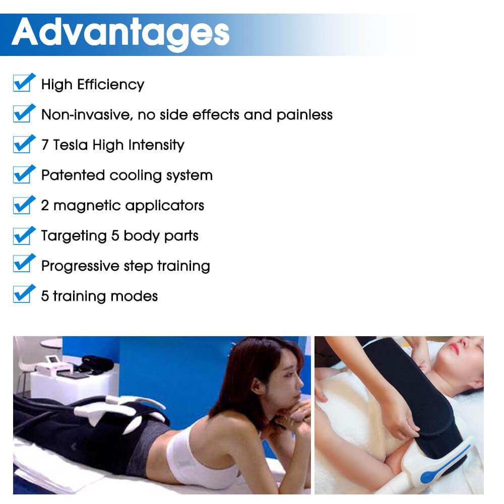 HI-EMT stimulator muscle machine 1