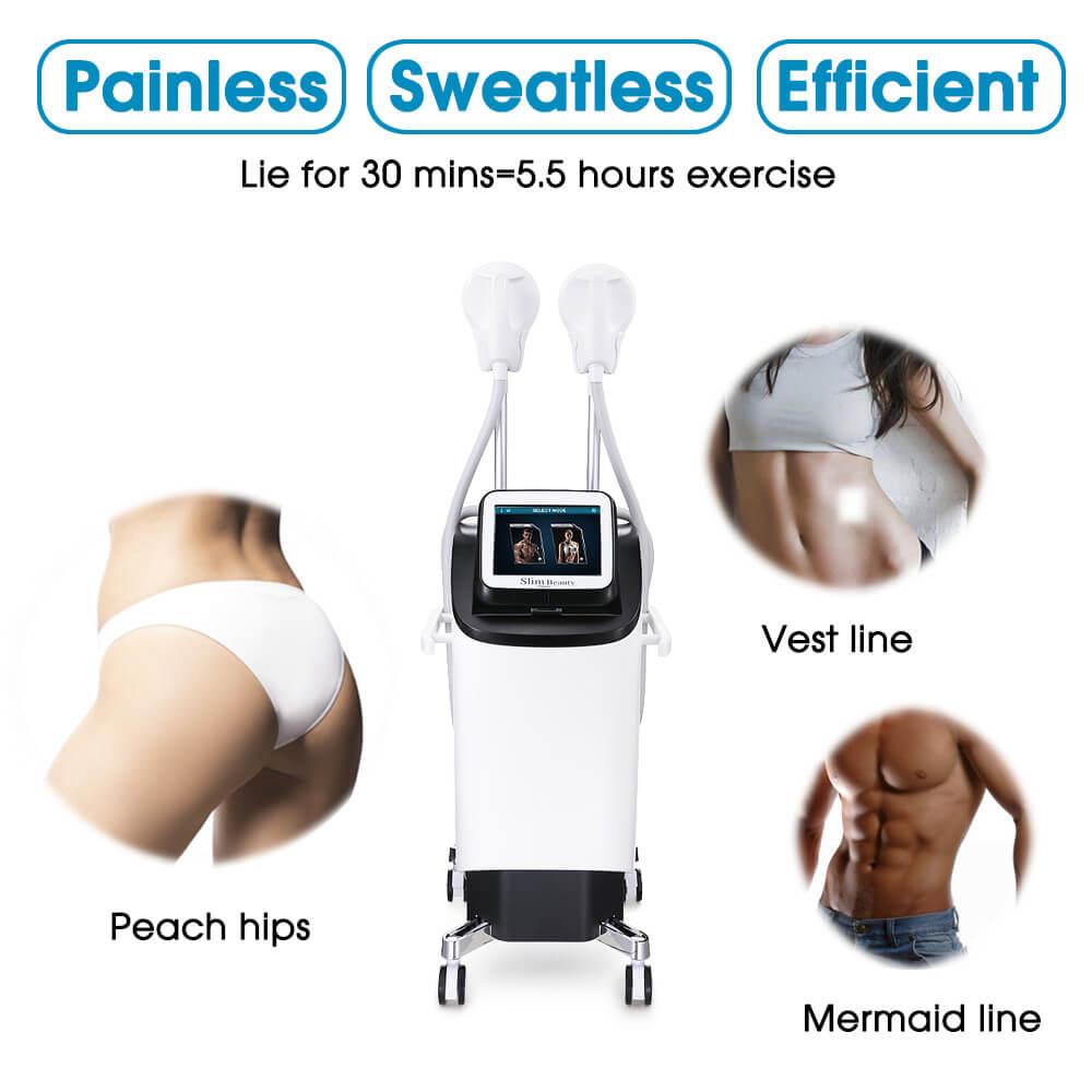 HI-EMT stimulator muscle machine 2