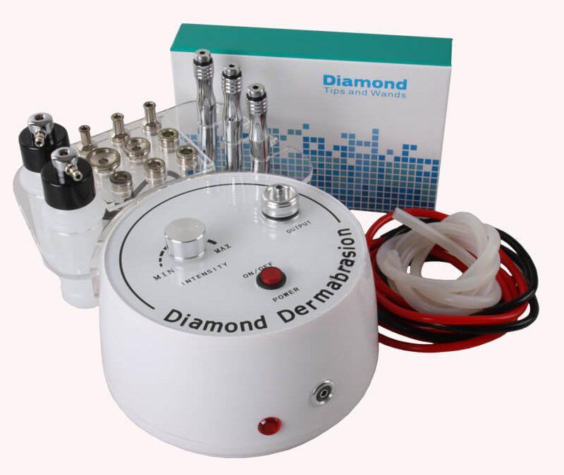 Hydra facial diamond peeling machine LB112