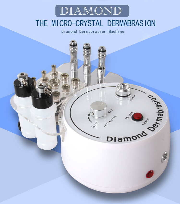 Hydra facial diamond peeling machine 5
