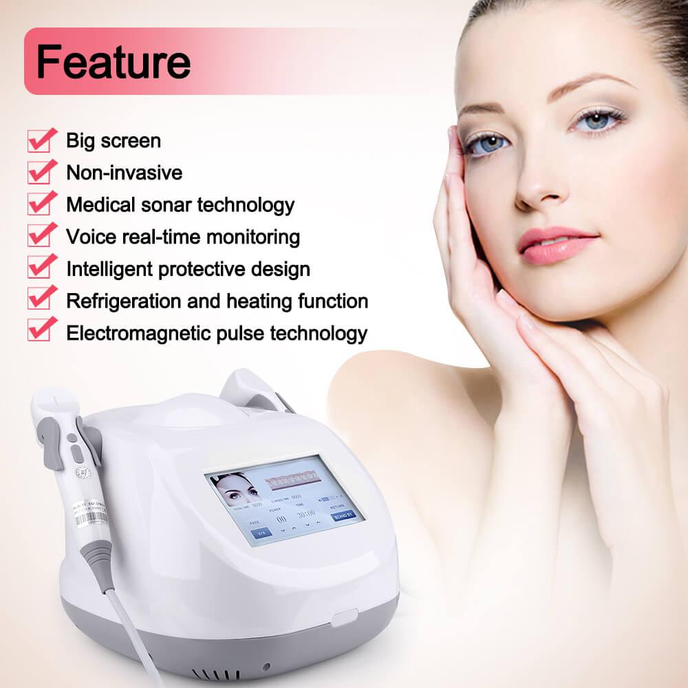 Sonar Magneto Vibration beauty Machine 7