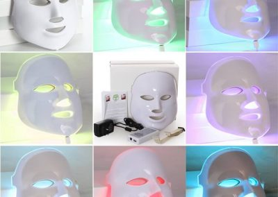 7 Colors Led Light Therapy Machine SC118C