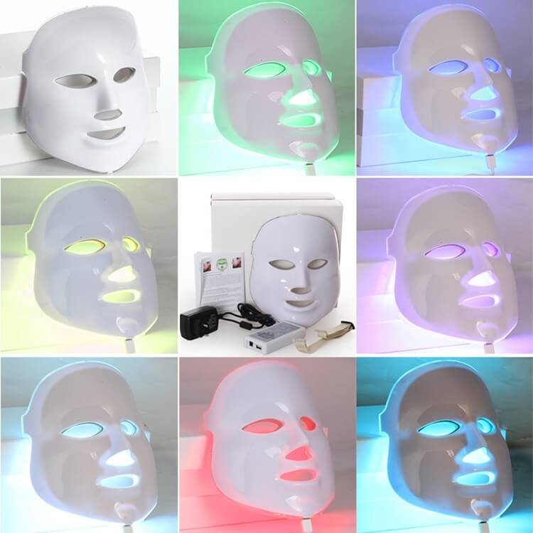 7 Colors Led Light Therapy Machine 6