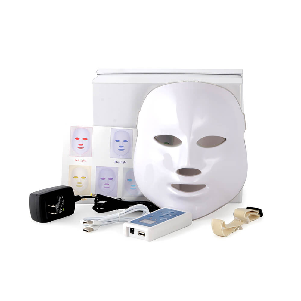 7 Colors Led Light Therapy Machine 8
