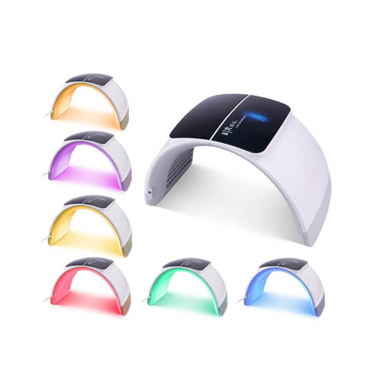Light therapy acne spot treatment machine 1