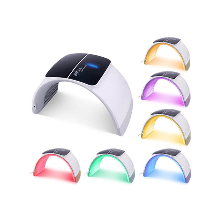 Light therapy acne spot treatment machine 11