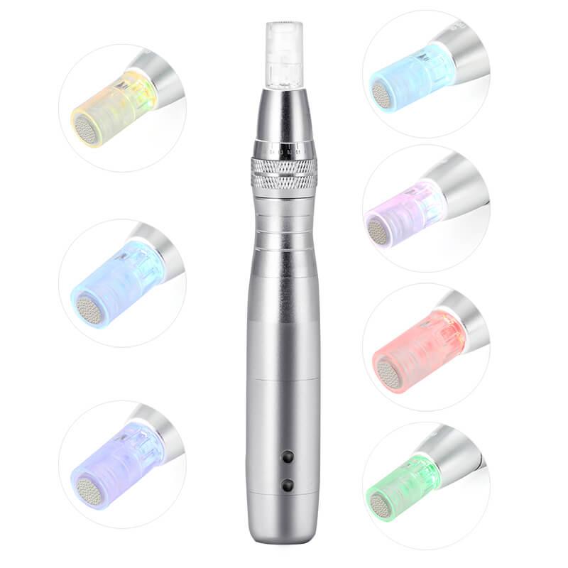 multicolored pens 4