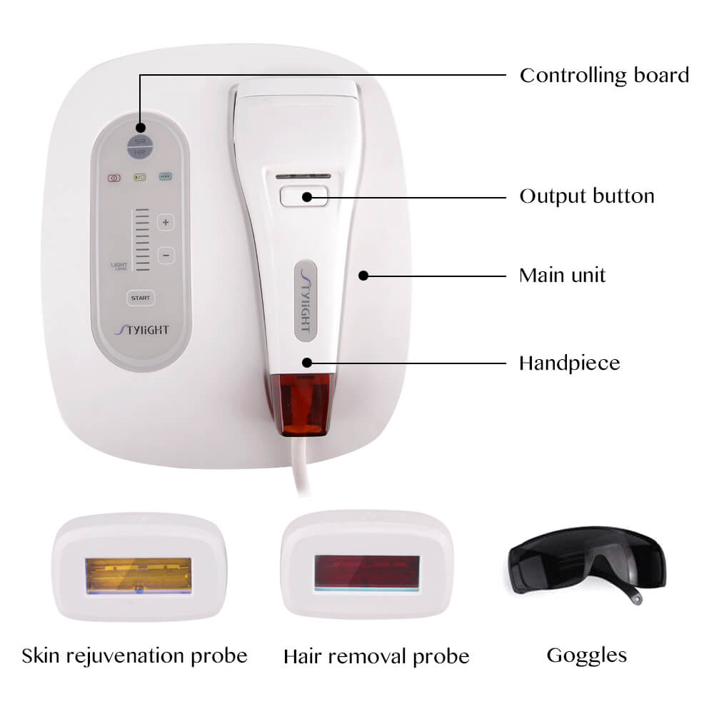 Ipl Laser Hair Removal Machine 3