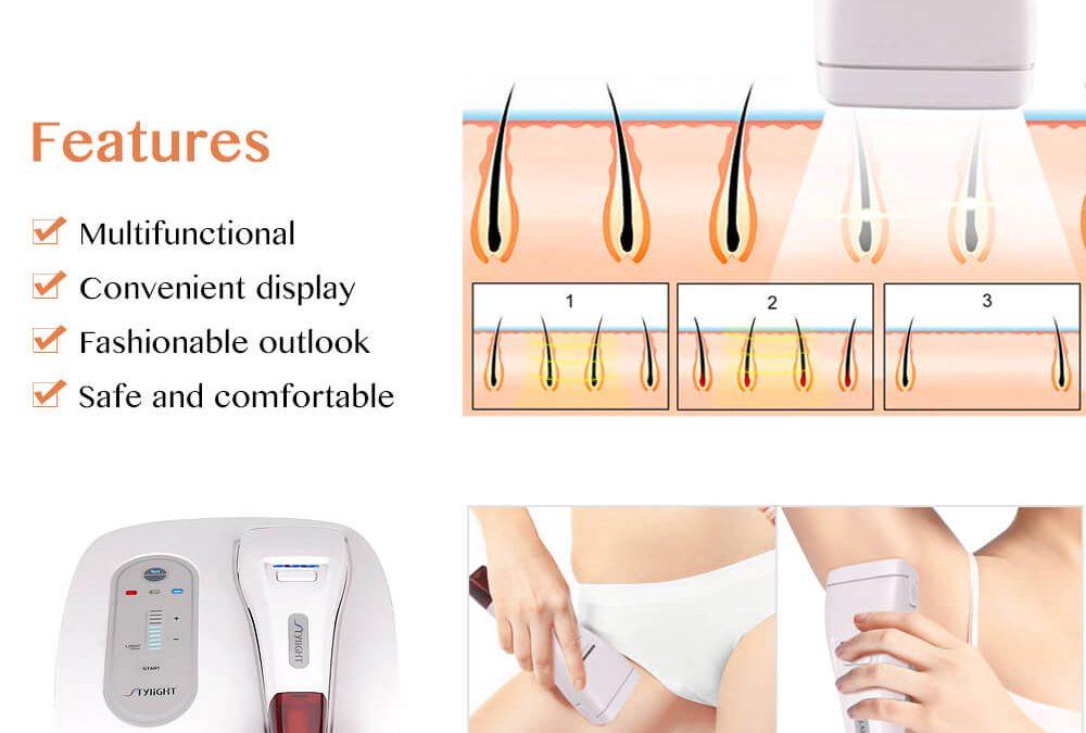 Ipl Laser Hair Removal Machine EN053