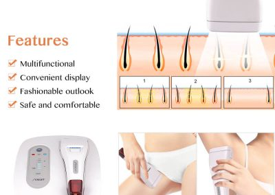 Ipl Laser Hair Removal Machine EN053