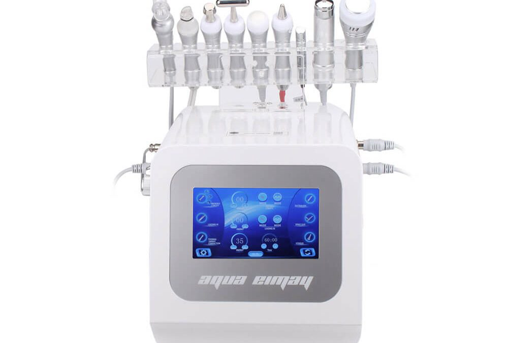 9 in 1 Oxygen Spray Skin Rejuvenation Facial Machine LB328