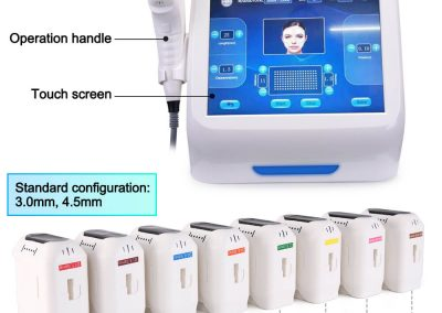 Hifu 3D Ultrasound Lifting Facial Machine GN042