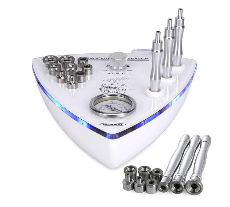 Diamond Microdermabrasion Facial Skin Rejuvenation Machine LB249