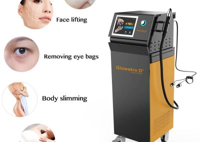 Cooling RF Glowskin Beauty Equipment GN030