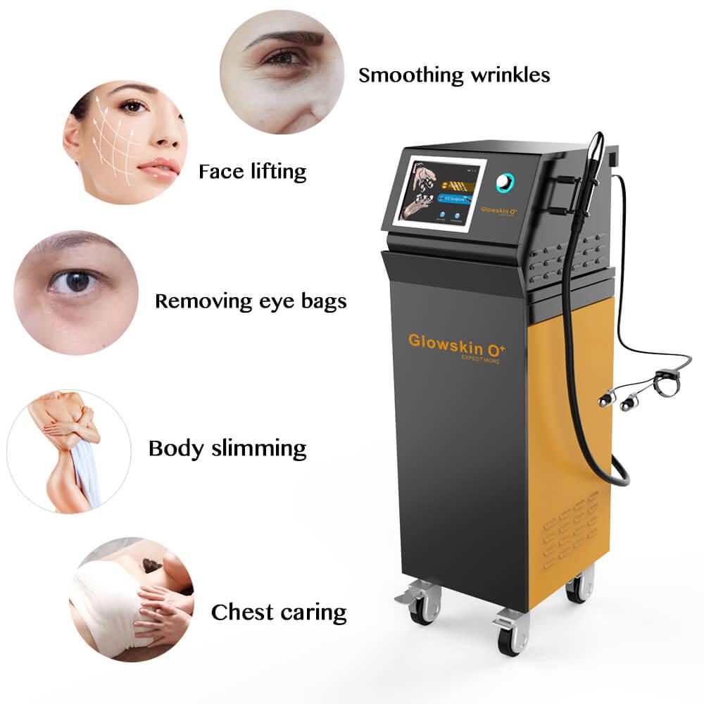 Cooling RF Beauty Machine 1