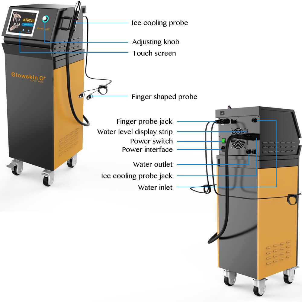 Cooling RF Beauty Machine 2