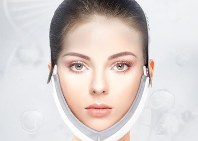 V Face Lift Massager Chin Slimmer Belt SC724