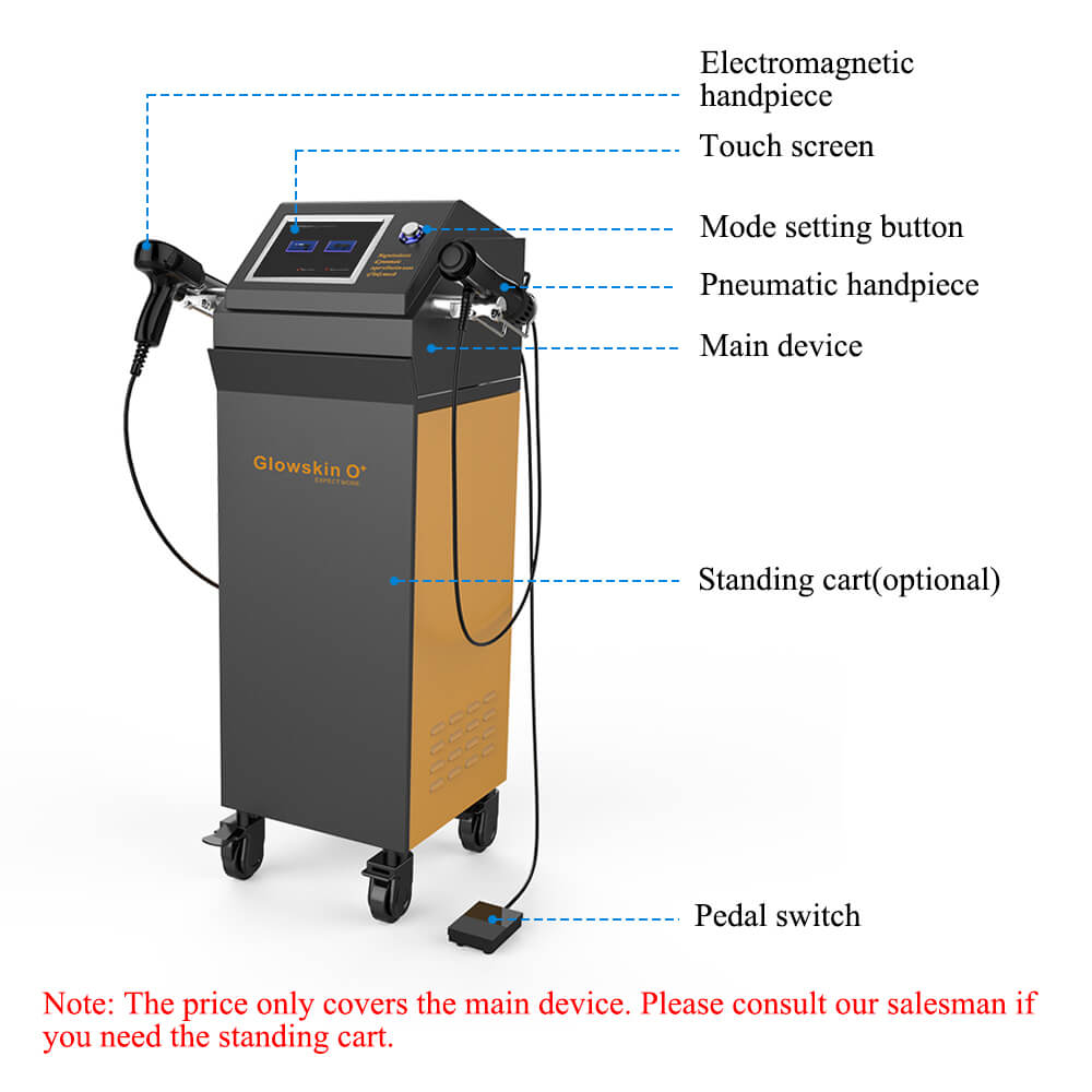 Shockwave Therapy Body Care Device 2