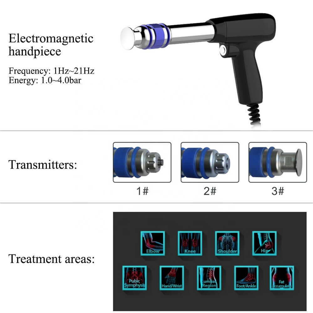 Shockwave Therapy Body Care Device 6