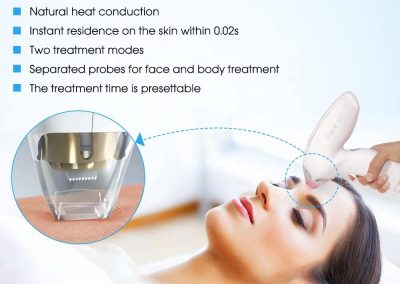 Fractional Radio Frequency Skin Care Beauty Machine LB392