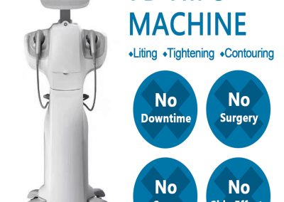 Latest 20000 Shots 7D Thermage Face Lifting Device LB443