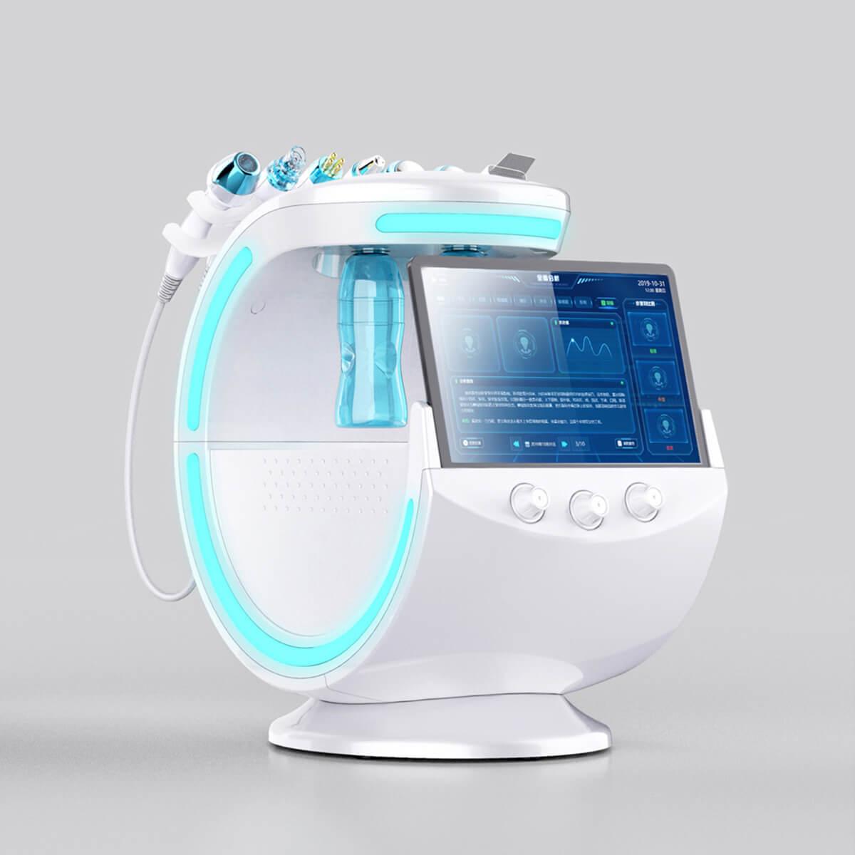 7 in 1 Hydra Smart Skin Analysis machine 13