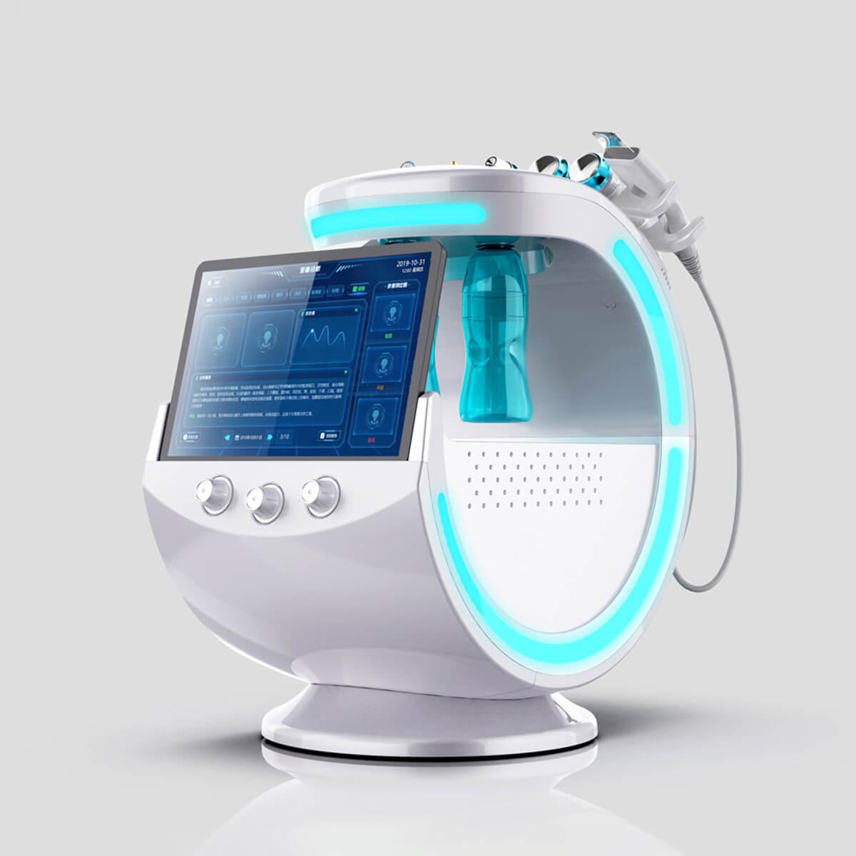 7 in 1 Hydra Smart Skin Analysis machine 2