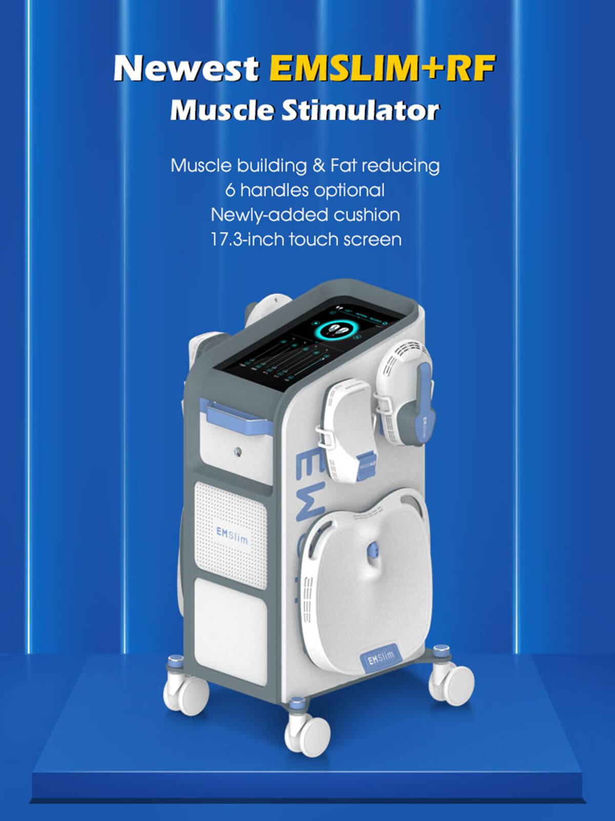 Muscle stimulation body sculpt machine 2