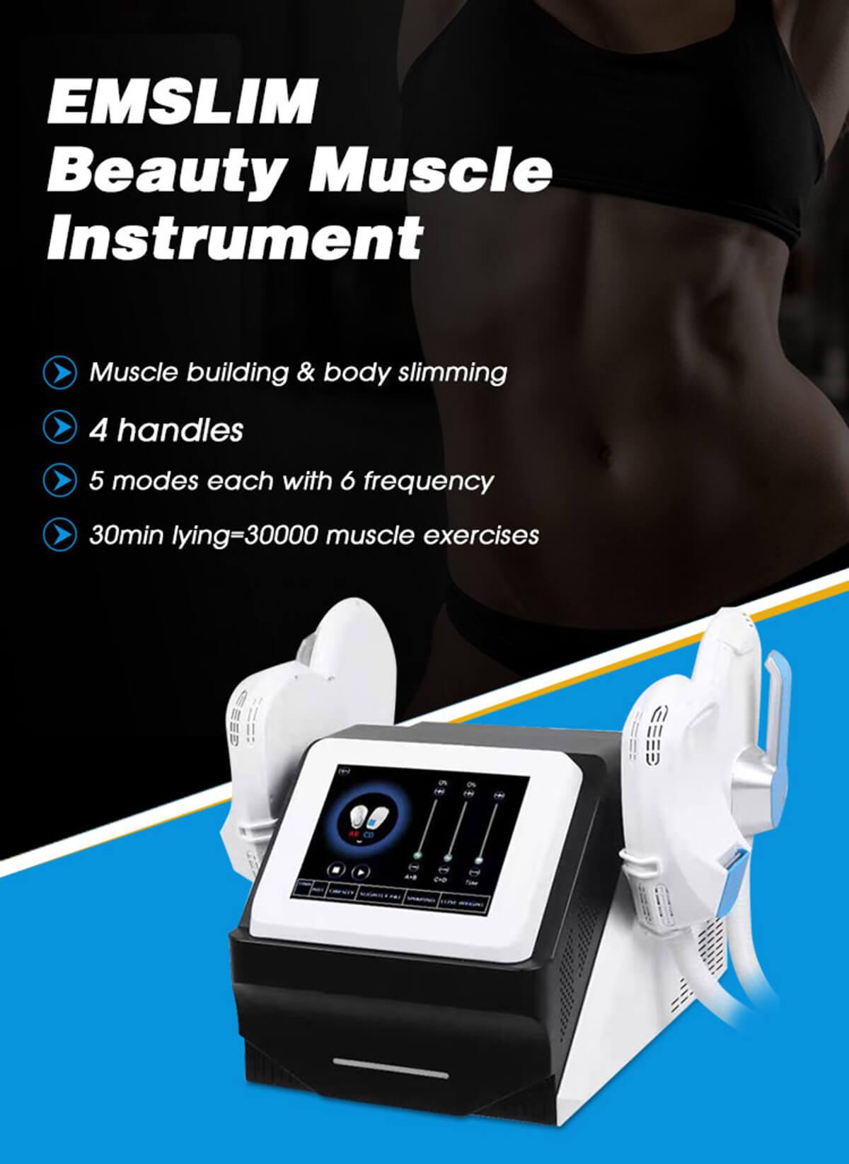 body sculpt emslim machine 5