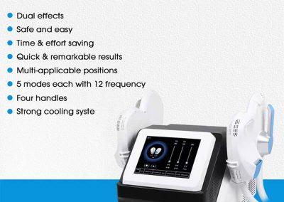 Portable HI EMT Machine Body Contouring Equipment GN226