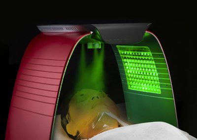 7 Color Led Light Therapy Skin Care PDT Machine LB380