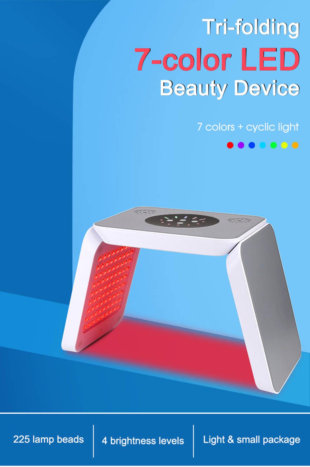 fold light therapy machine 5