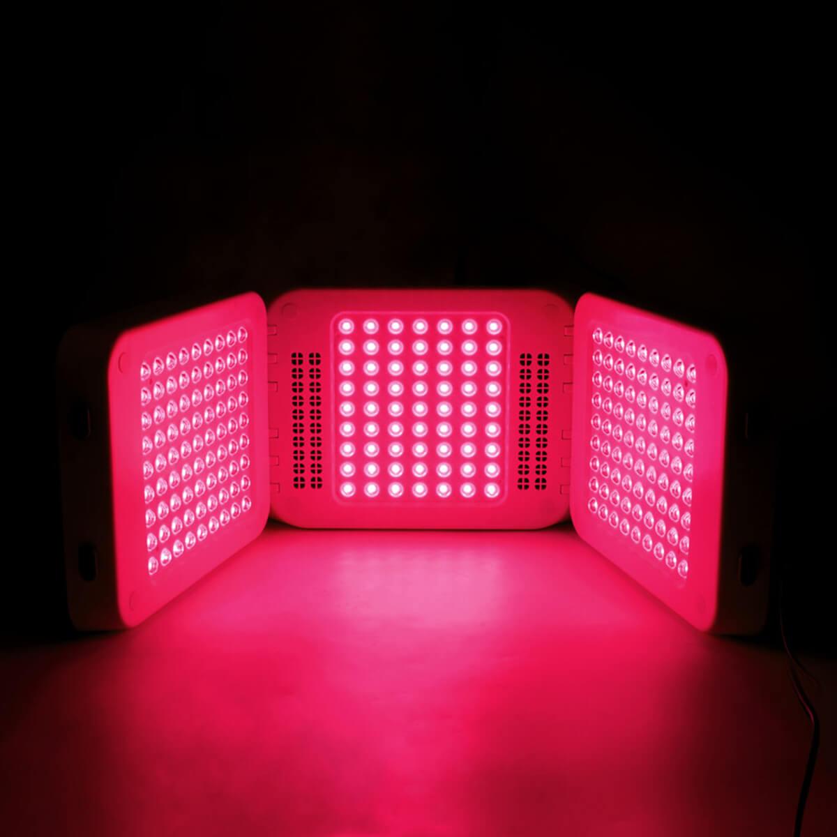fold light therapy machine 7