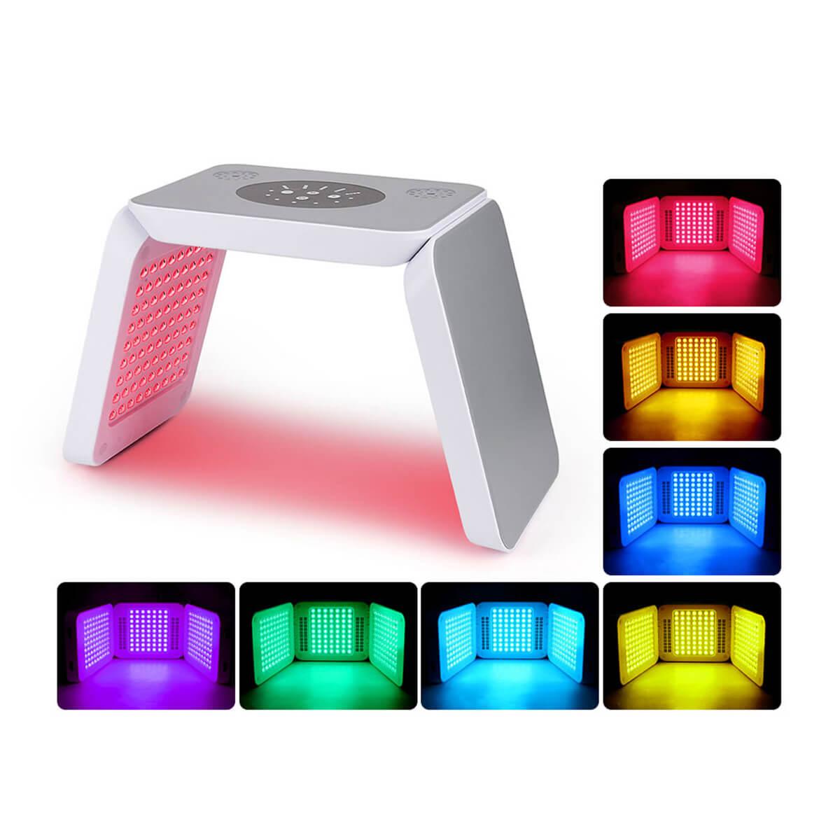 fold light therapy machine 8