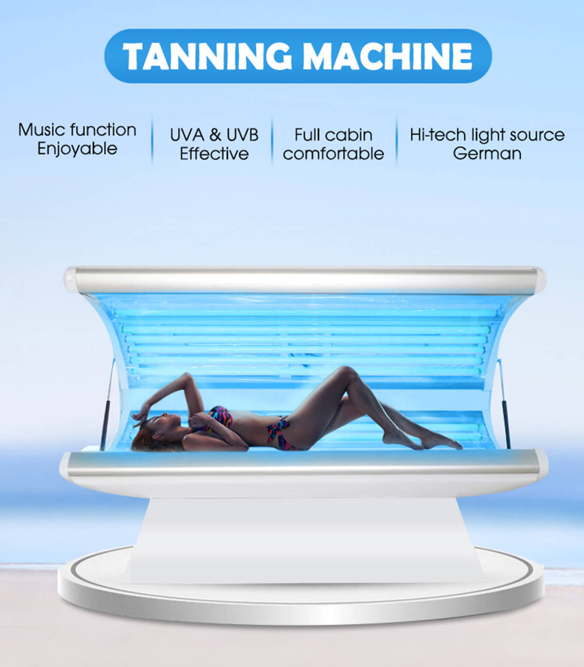 lying canopy tanning bed 10