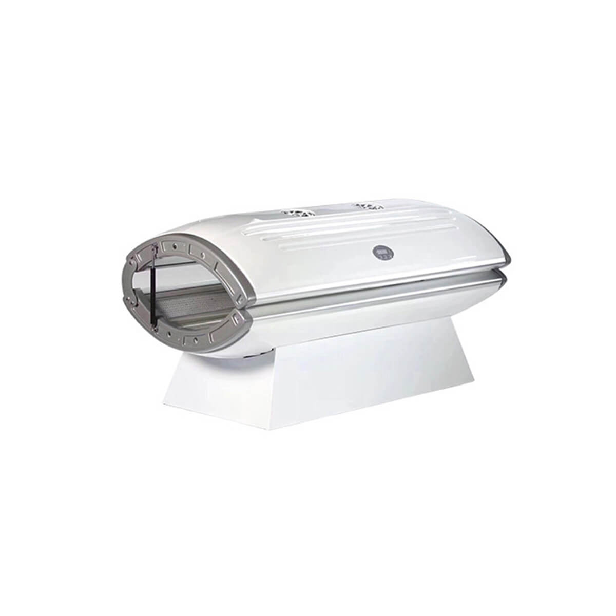 lying canopy tanning bed 4