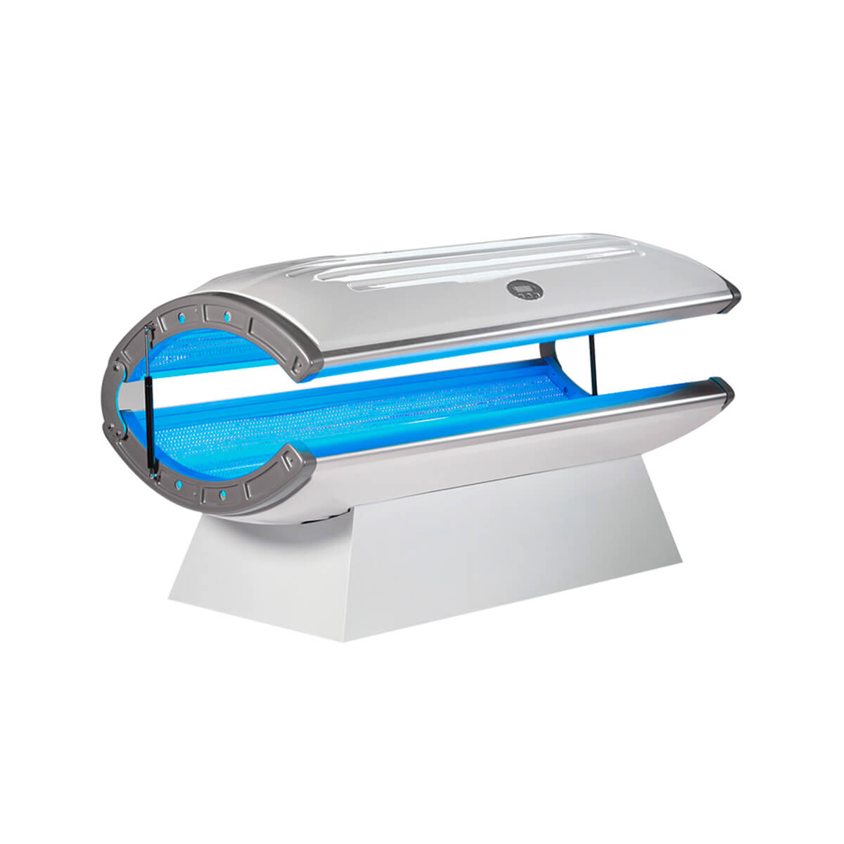 lying canopy tanning bed 7